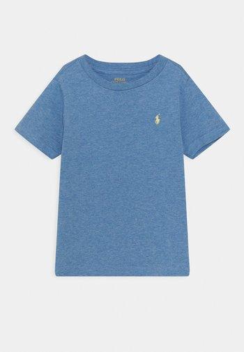 Basic T-shirt - soft royal heather
