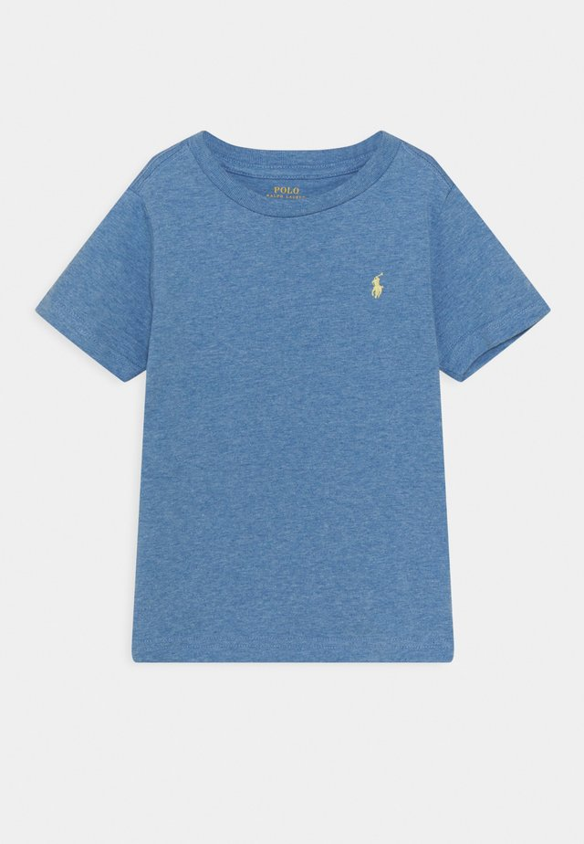 T-Shirt basic - soft royal heather