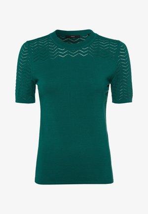 T-shirt print - deep ivy