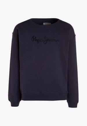 CREW NECK GIRLS - Sweater - navy