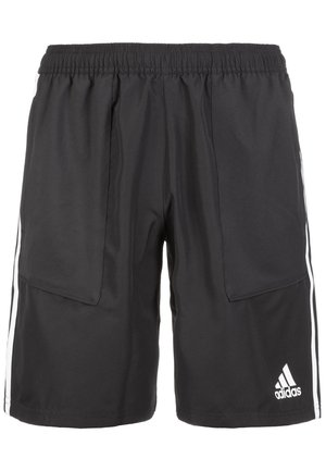 TIRO 19  - Sports shorts - black/white