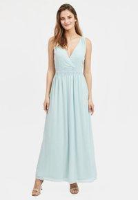 Vila - Maxi dress - blue haze - 0