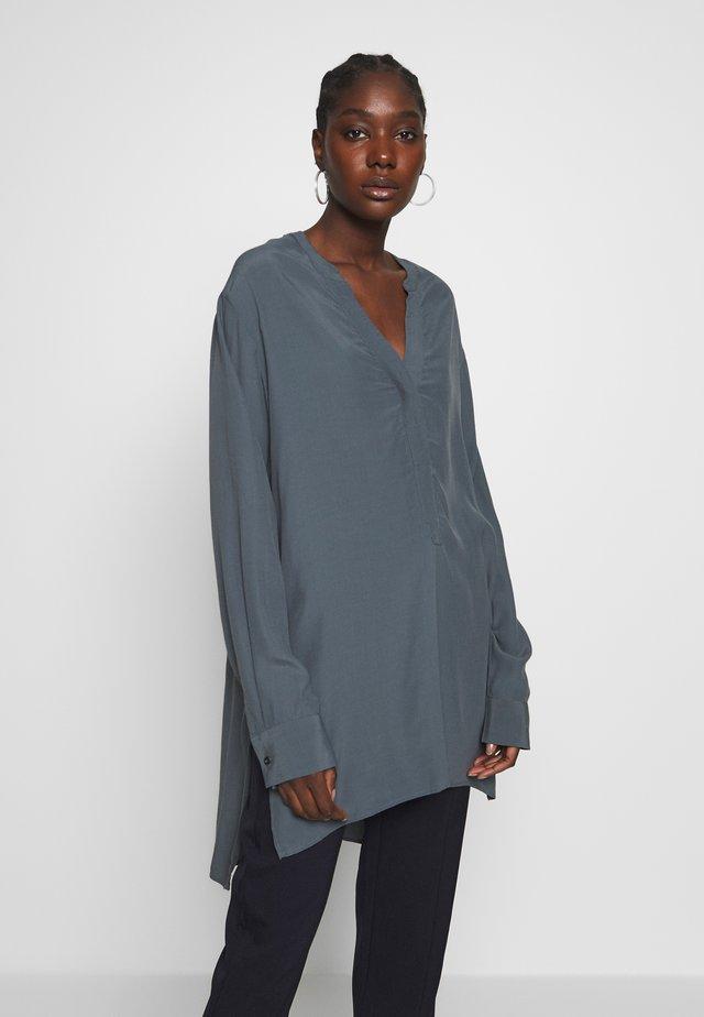 ANISSA - Bluse - dark slate