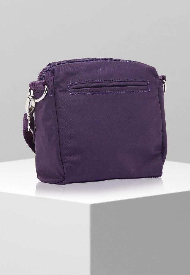 VERBIER - Schoudertas - purple