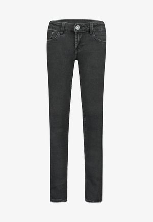 SARA - Slim fit jeans - black denim