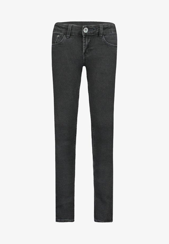 SARA - Jeans slim fit - black denim