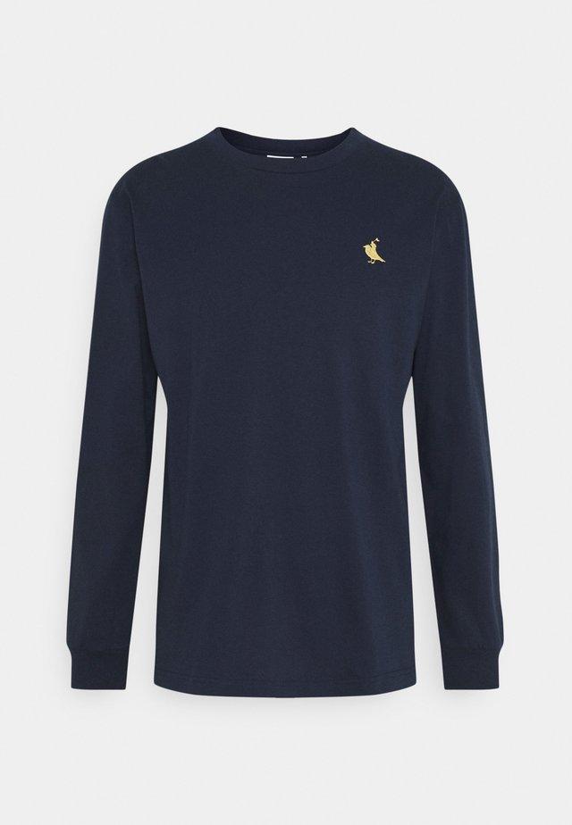 GULLRIDER - Long sleeved top - dark navy