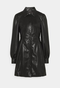 mbyM - CORISANDE - Shirt dress - black - 0