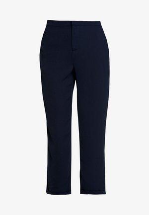 Pantalones - dark navy