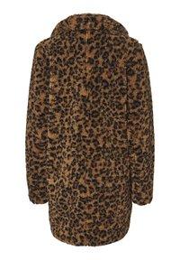Noisy May - NMGABI JACKET - Winter coat - brown - 1