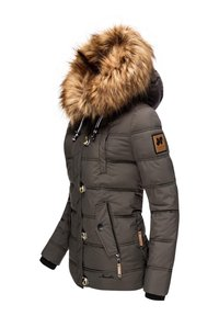 Navahoo - ZOJA - Winter jacket - anthracite - 3