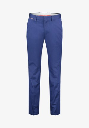 DENTON - Chinos - stoned blue