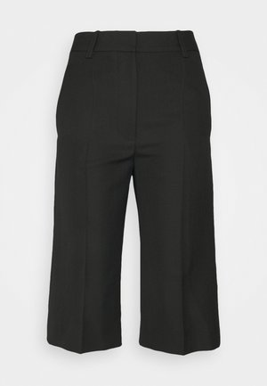 TAILORED BERMUDA - Shorts - black