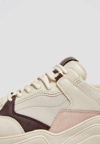 PULL&BEAR - Sneakersy niskie - multi-coloured - 5