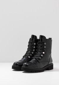 Gabor - Platform ankle boots - schwarz - 4