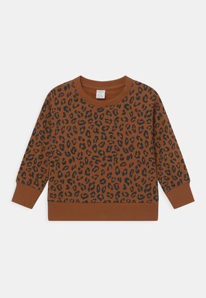 LEO UNISEX - Sweatshirt - brown