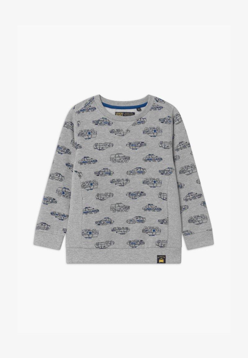 Lemon Beret - SMALL BOYS - Sweatshirt - grey
