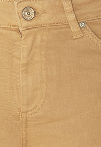 ONLY - ONLBLUSH LIFE ANKRAW - Jeans Skinny Fit - toasted coconut - 2