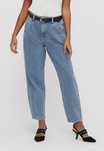 ONLVERNA  - Straight leg jeans - light blue denim