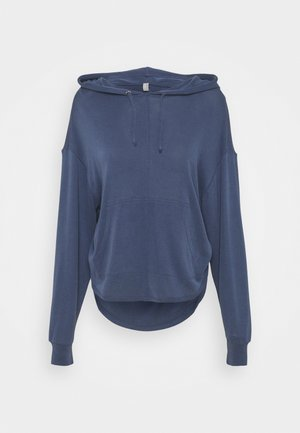 BACK INTO IT HOODIE - Hoodie - eight count navy