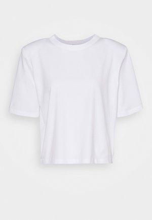 ONLNILLE LIFE - Basic T-shirt - bright white