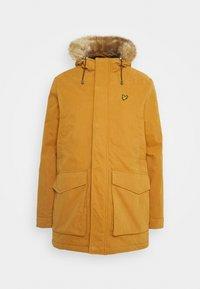 WINTER WEIGHT - Winter coat - caramel