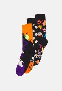 Happy Socks - HALLOWEEN 3 PACK UNISEX - Socks - multi - 1
