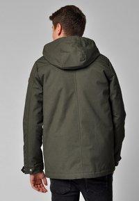 REVOLUTION - HEAVY - Winter jacket - oliv - 2