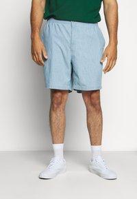 Polo Ralph Lauren Big & Tall - CLASSIC FIT PREPSTER - Shorts - light blue - 0