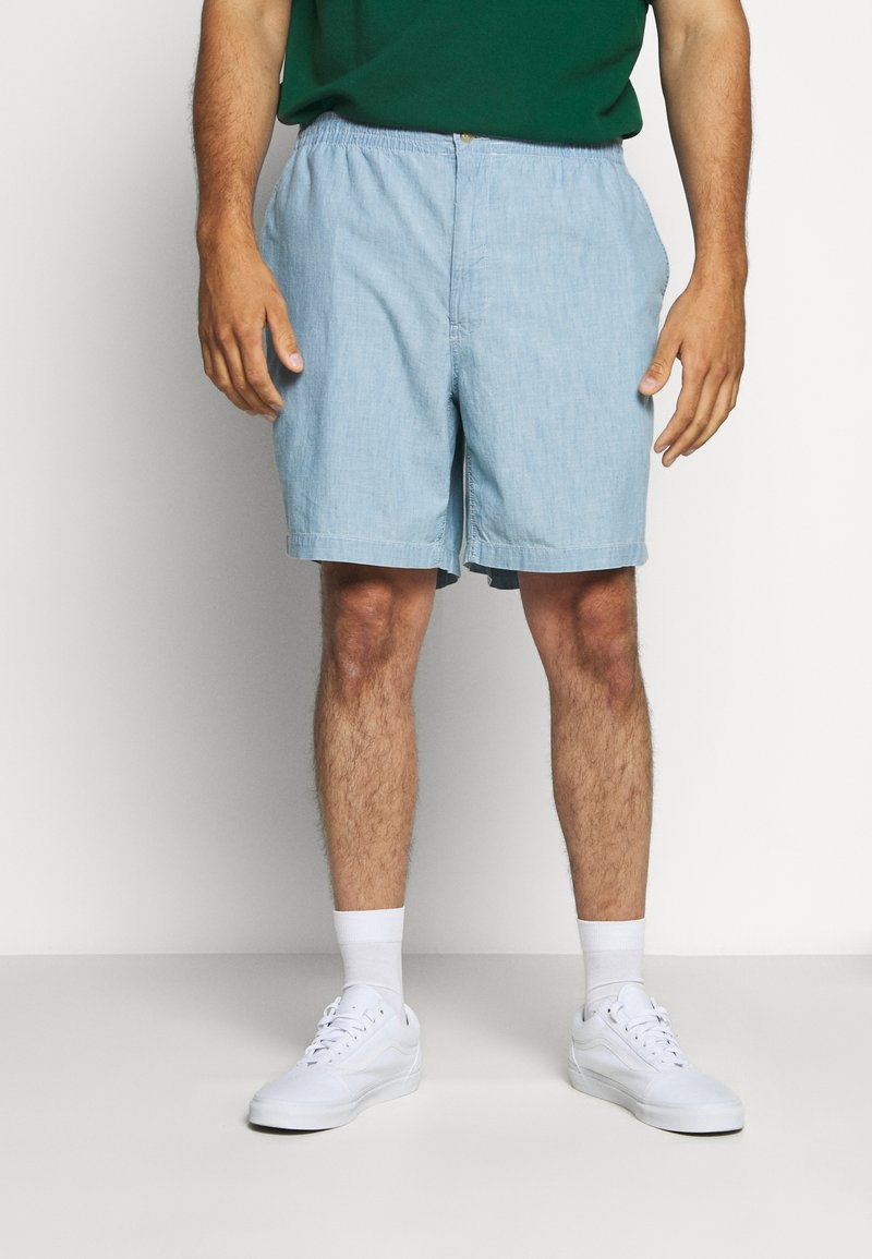 Polo Ralph Lauren Big & Tall - CLASSIC FIT PREPSTER - Shorts - light blue