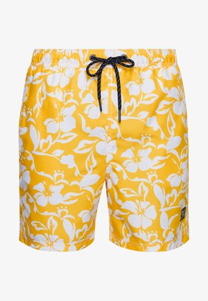 Swimming shorts - campus gold
