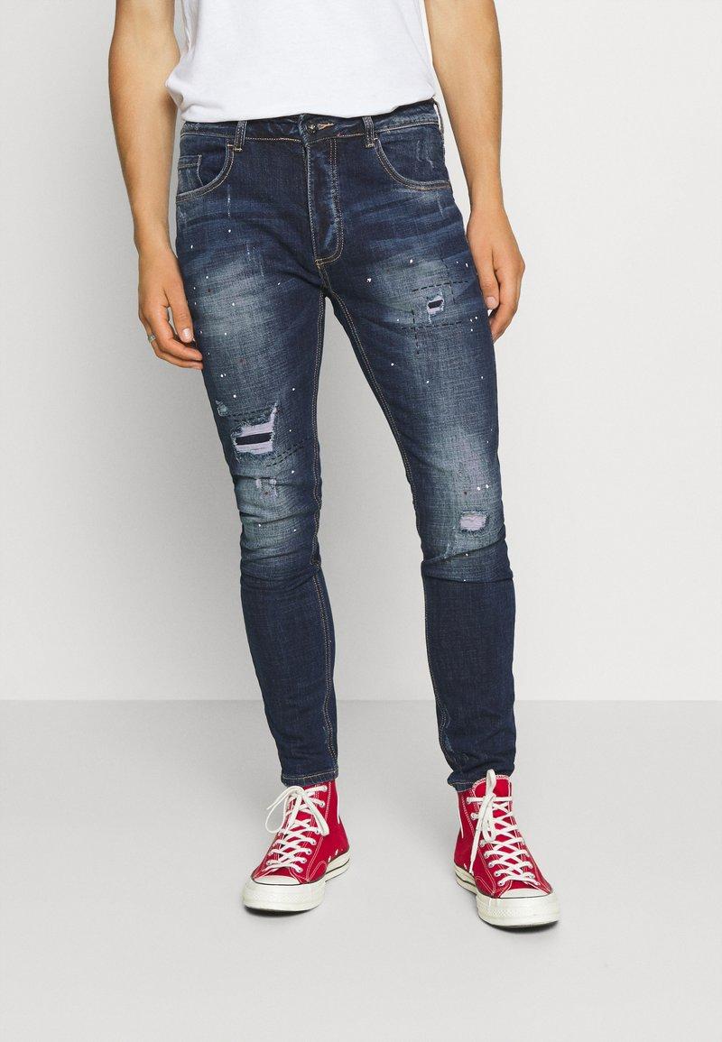 Kings Will Dream - RALPH CAROT FIT  - Slim fit jeans - blue