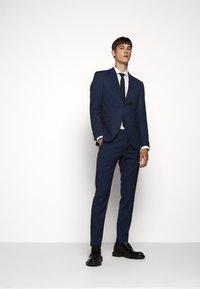 JOOP! - GUN - Suit trousers - light blue - 1