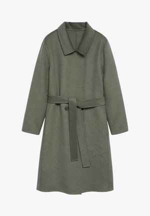 KOREA - Classic coat - green
