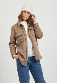 Object - OBJVERA - Summer jacket - fossil - 0