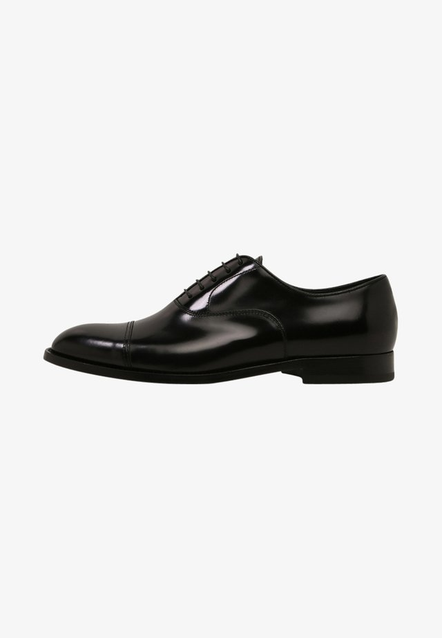 BRUNO YORK - Smart lace-ups - black