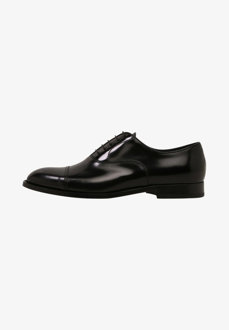 Doucal's - BRUNO YORK - Smart lace-ups - black