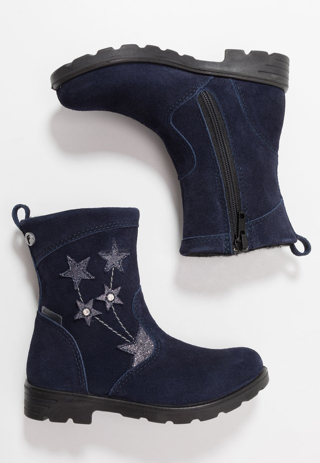 STEFFI - Vinterstøvler - nautic