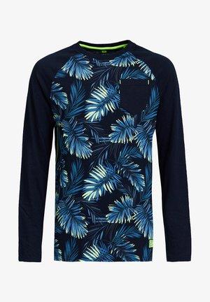 MET DESSIN - Print T-shirt - dark blue