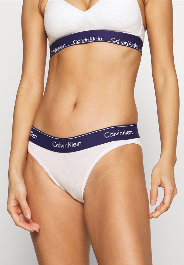 MODERN  - Briefs - snow heather/purple fuss