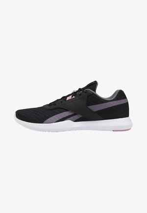 REEBOK REAGO ESSENTIAL 2.0 SHOES - Sports shoes - black