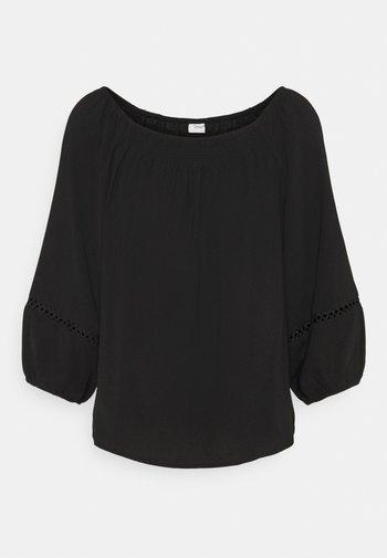 JDYLIV - Maglietta a manica lunga - black