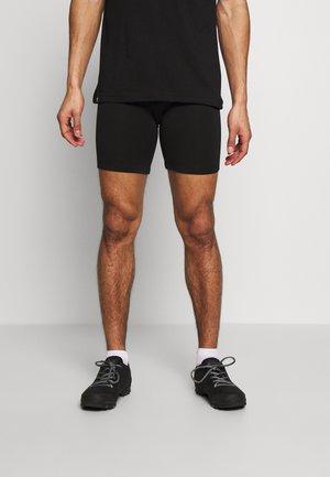 ROYALE SHORTS - Leggings - black
