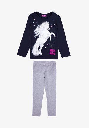 Pyjama set - navy blazer