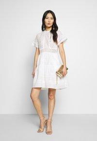 By Malina - FELICE DRESS - Day dress - white - 1