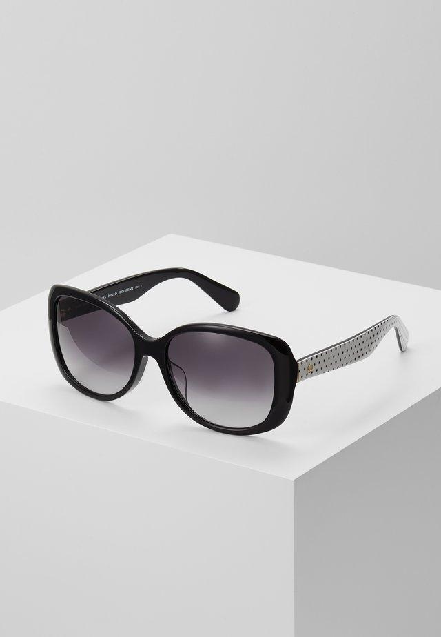 AMBERLYN - Sunglasses - black