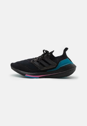 ULTRABOOST 21 - Neutrala löparskor - core black/carboctive teal
