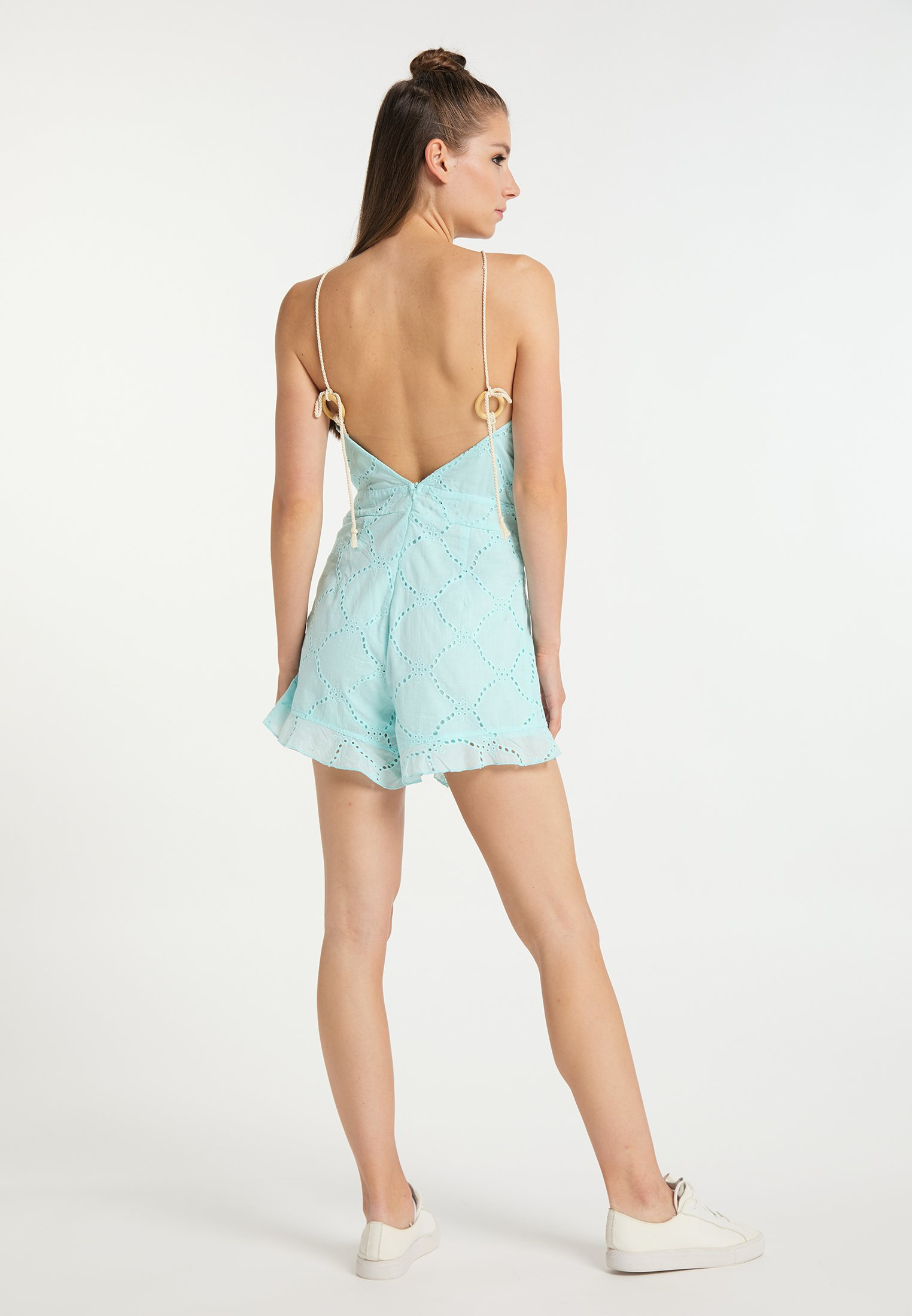 Affordable Women's Clothing myMo Jumpsuit hellblau 7RtwNQ0c2