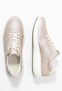 ECCO - SOFT 7 RUNNER - Sneakersy niskie - beige - 3