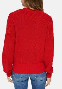 Esprit - Cardigan - red - 2